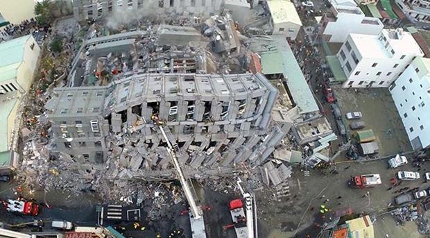2台湾地震